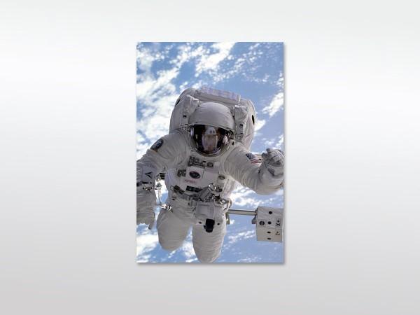 "XXL Leinwandbild ""Astronaut"" in verschiedenen Formaten"