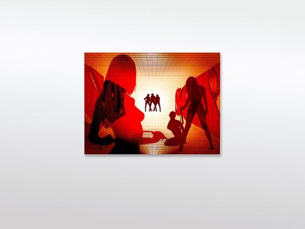Bilder XXL - Frauen Rotlicht