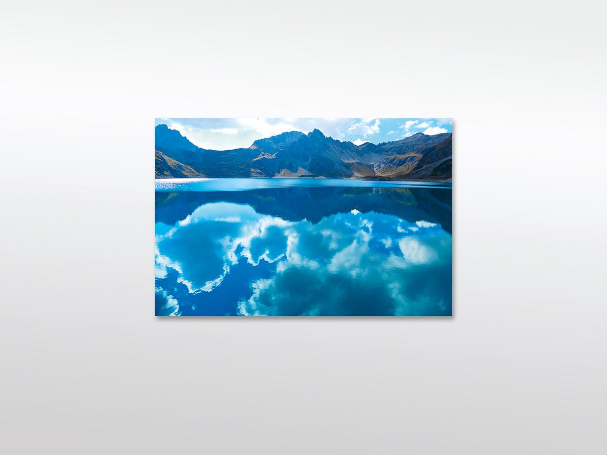 Luner Lake XXL Leinwandbild in verschiedenen Größen