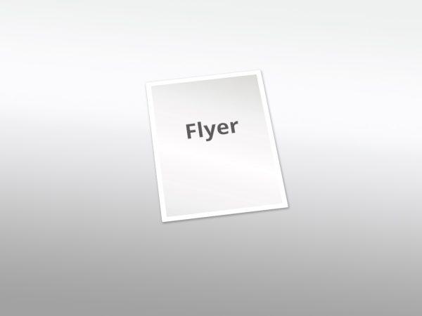 Flyer selbst gestalten